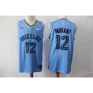 Memphis Grizzlies Ja Morant Jersey